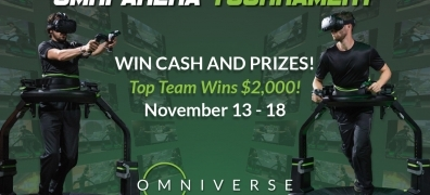 Win $2,000 In The November Omni Arena Tournament