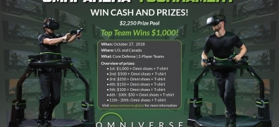 Omniverse Tournament October 2018